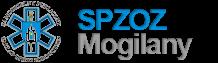 Logo Samodzielnego Publicznego Zakładu Opieki Zdrowotnej w Mogilanach
