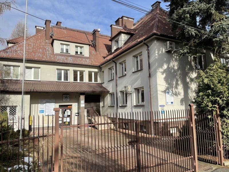 Budynek SPZOZ w Mogilanach